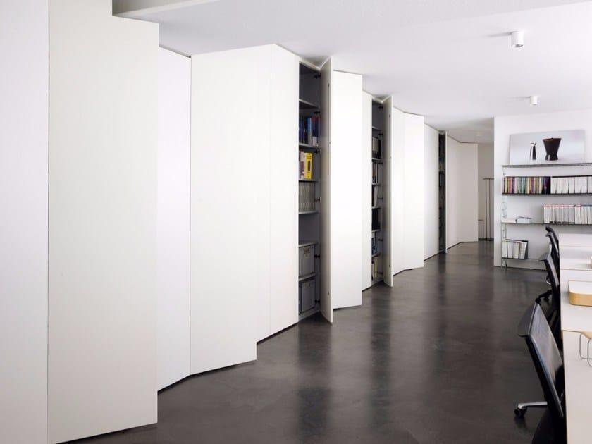 Sectional wardrobe custom CABIN - Schönbuch