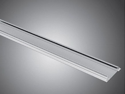 Angular modular built-in aluminium lighting profile CAELUM | Lighting profile - Artemide Italia