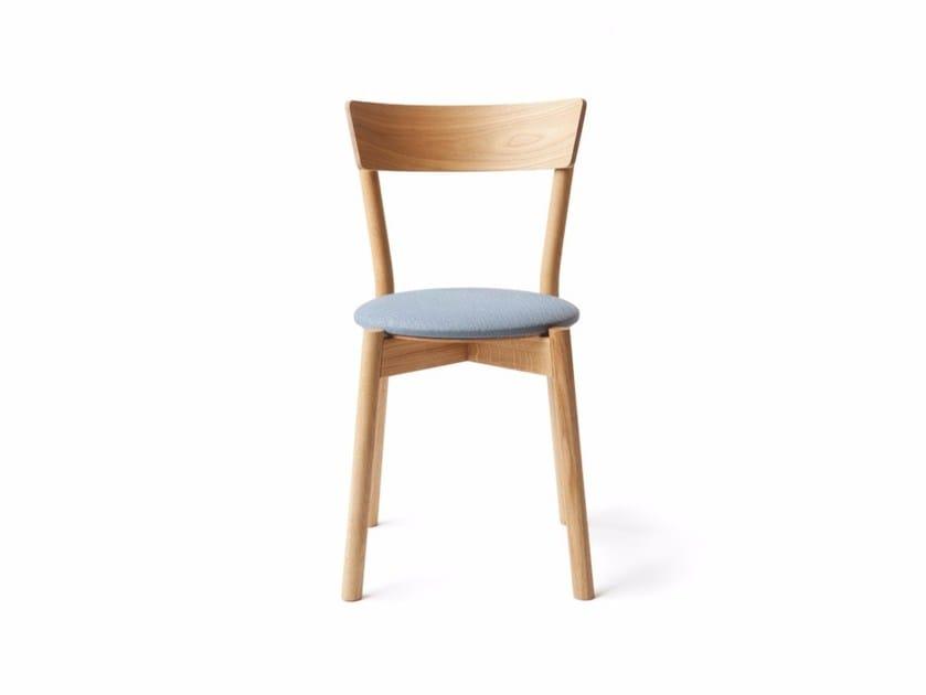 Sedia in legno CAFÉ SKANDI | Sedia - Nikari