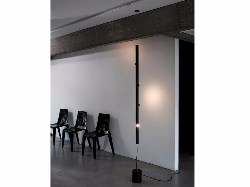 Direct-indirect light floor lamp CALABRONE | Floor lamp - Martinelli Luce