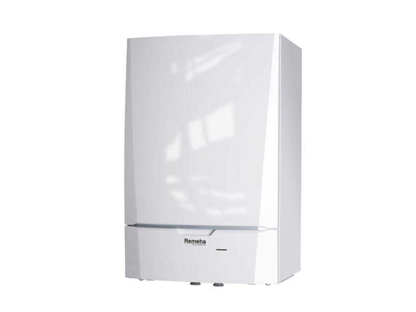 Wall-mounted condensation boiler REMEHA CALENTA 25L - REVIS