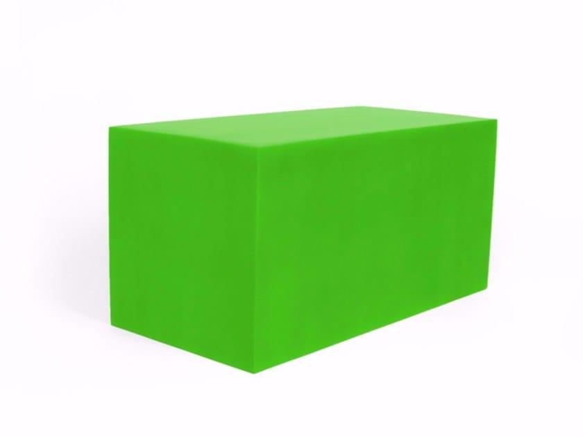 Expanded polyurethane pouf CALIPSO by Arketicom Design