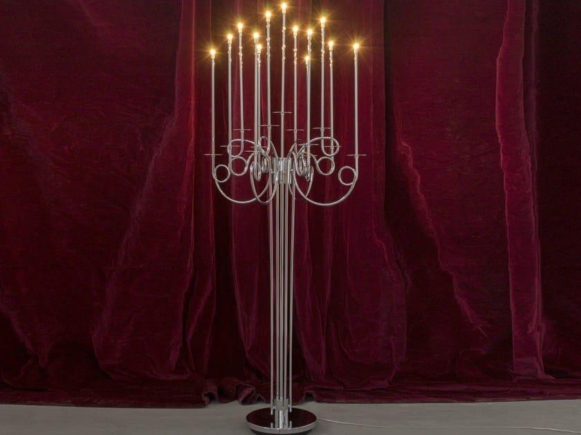 LED steel reading lamp CALLIGRAFICO   Reading lamp - SP Light and Design