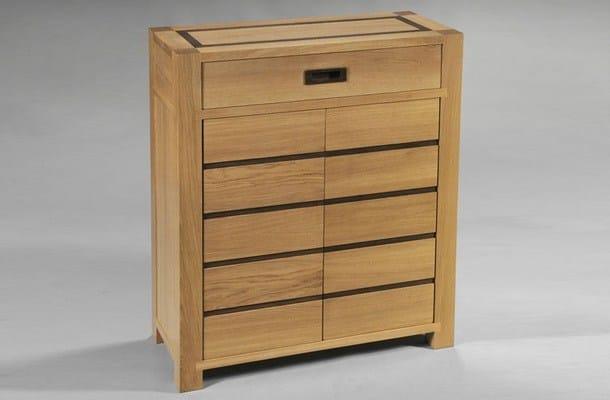 Wooden sideboard CAMÉLIA 915 - DASRAS