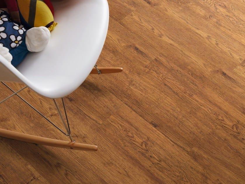 Pavimento LVT effetto legno CAMARO LOC LEGNO - LIUNI