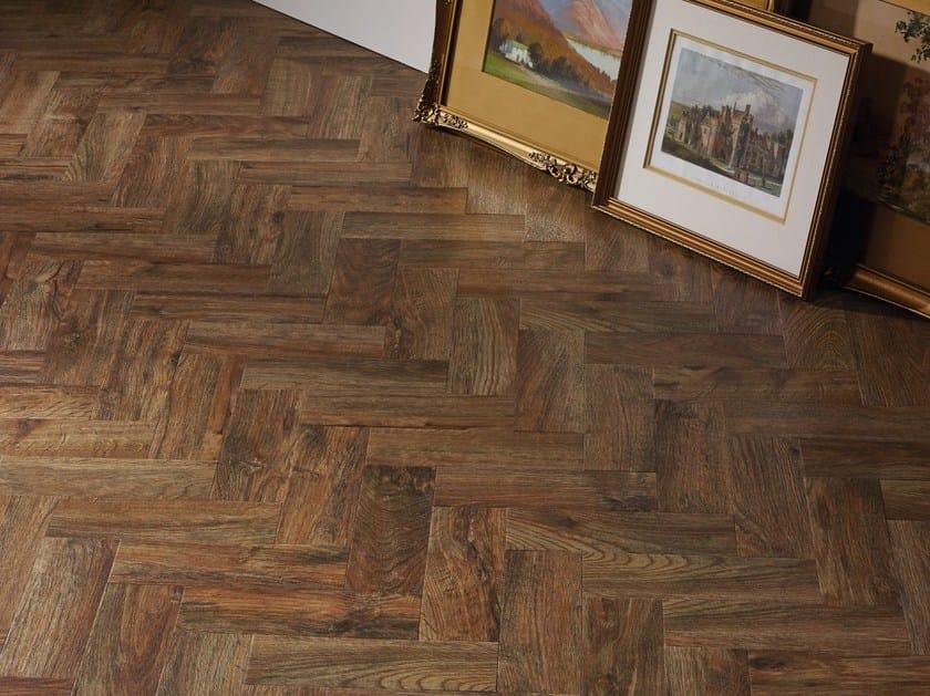 Pavimento vinilico stampato effetto legno CAMARO WOOD LIUNI
