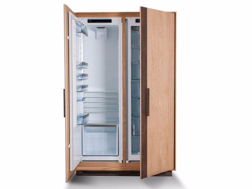 Double door refrigerator CAMBUSA FRIDGE by Riva 1920