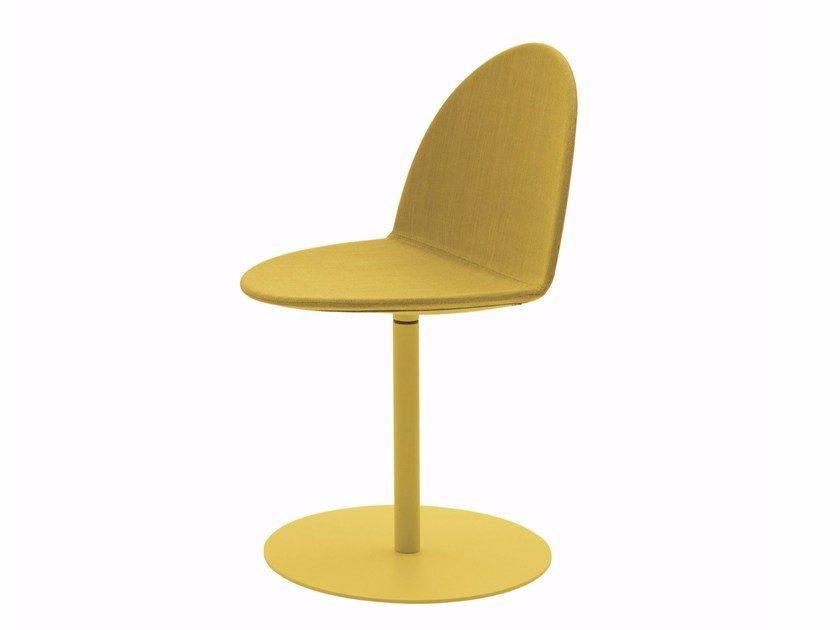 Swivel fabric chair CAMEL | Swivel chair - Segis