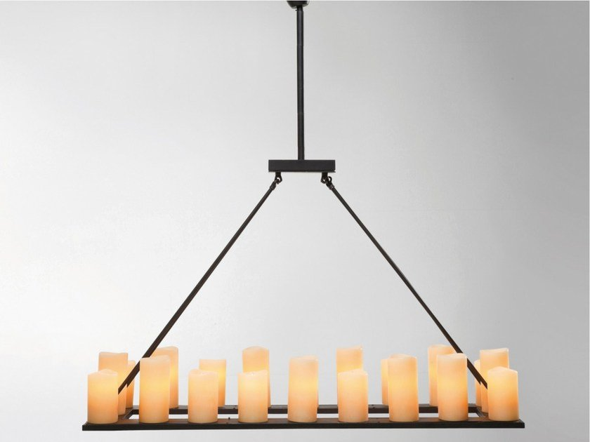 LED pendant lamp CANDLE LIGHT 20-LITE - KARE-DESIGN