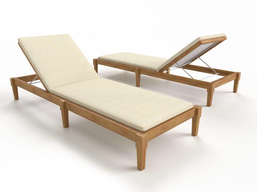 Foam garden bed CAP FERRET | Garden bed - Sérénité Luxury Monaco