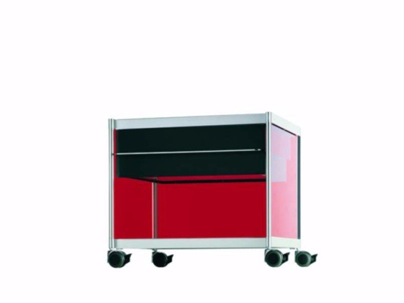 Office drawer unit / Trolley CAR012 - SEC_car012 - Alias