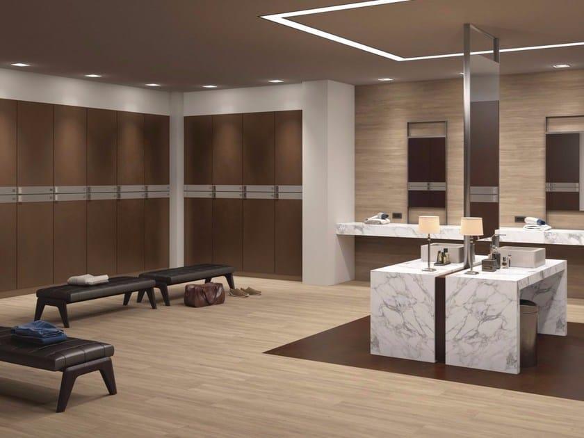 Wall/floor tiles with wood effect CARAMEL | Wall/floor tiles - FMG Fabbrica Marmi e Graniti