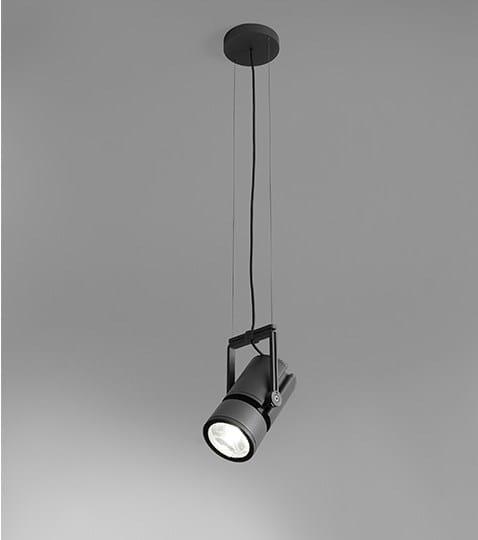 LED suspended aluminium spotlight CARIDDI | Suspended spotlight - Artemide Italia