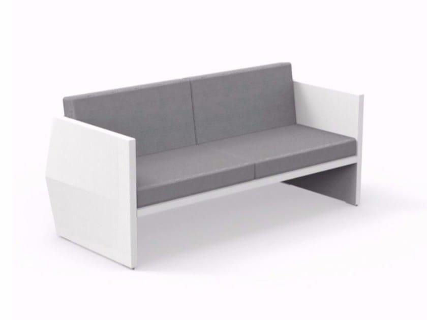 2 seater sofa CARLOS | Sofa by Talenti