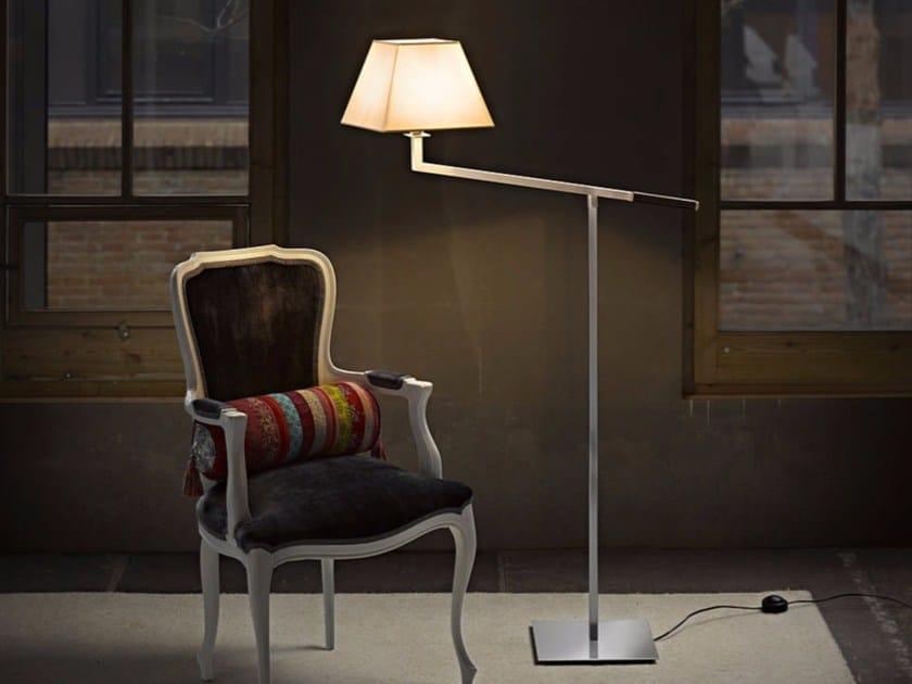 Adjustable floor lamp CARLOTA | Floor lamp - BOVER Il. Luminació & Mobiliario