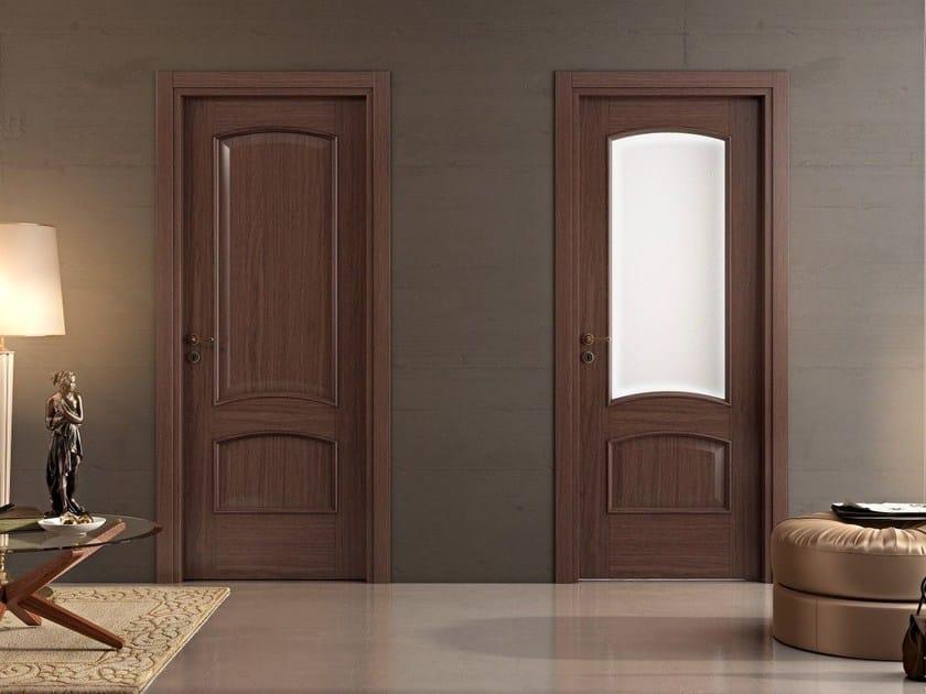 Porta a battente in legno casale by pail serramenti - Porte interne pail ...