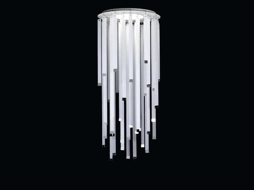 LED ceiling lamp CASCADA | Ceiling lamp by NOIDESIGN