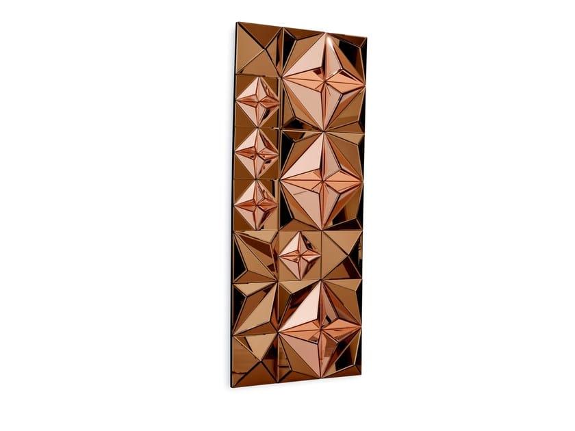 Rectangular wall-mounted mirror CASSIOPEIA - Reflections Copenhagen