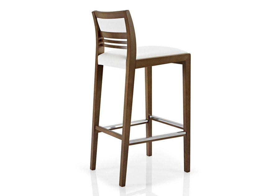 Open back chair CASSIS   Chair by JMS