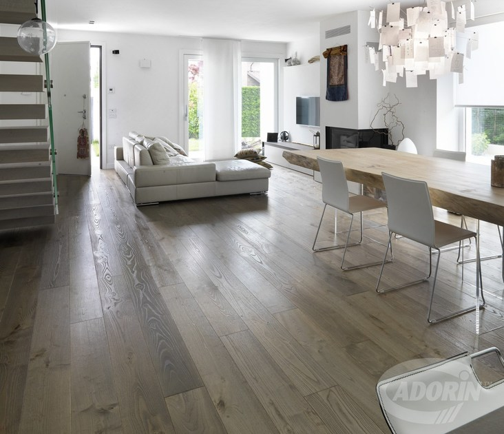 Chestnut parquet CASTAGNO DEL TEMPO | Chestnut flooring by CADORIN GROUP