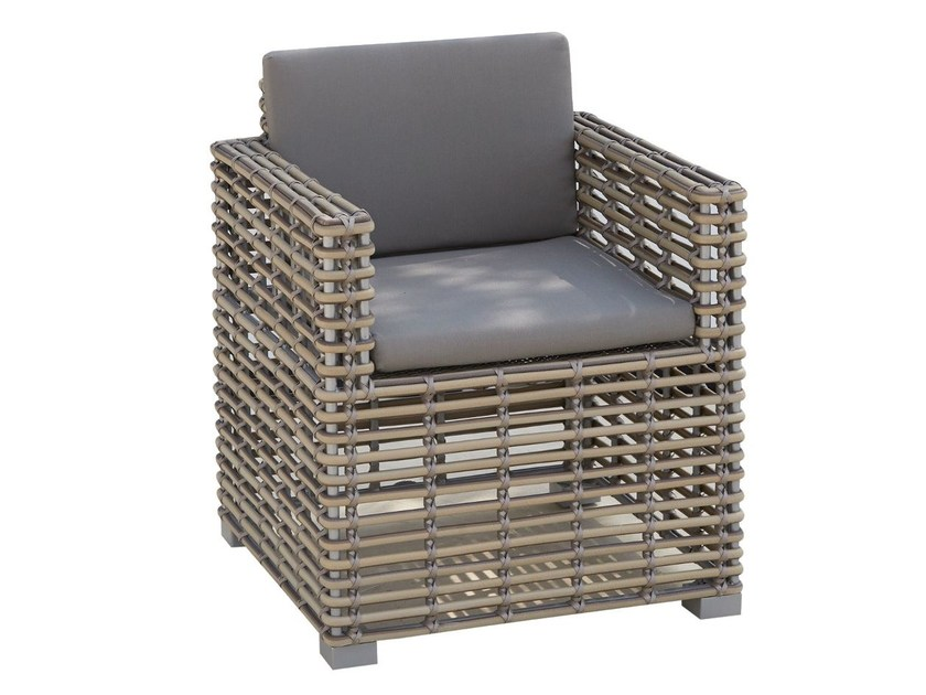 Dining armchair CASTRIES 23230 by SKYLINE design
