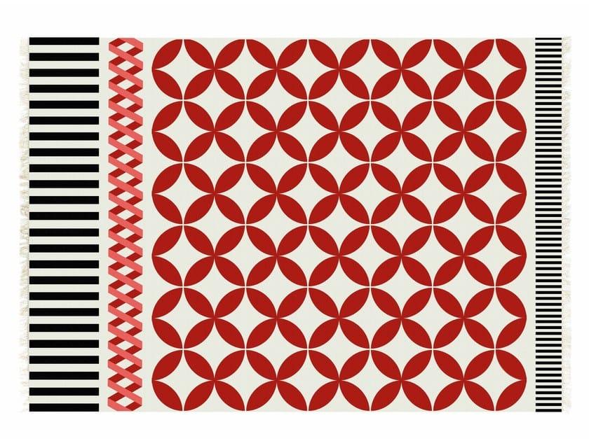 Rectangular wool rug CATANIA - GAN By Gandia Blasco