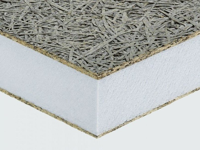 EPS thermal insulation panel CELENIT E3 by celenit