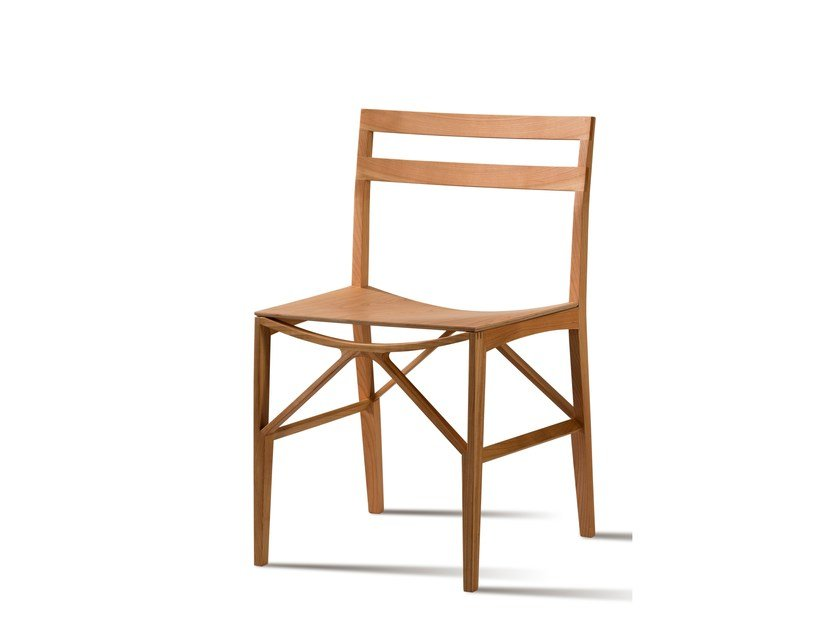 Cherry wood chair CELESTE | Chair by Morelato