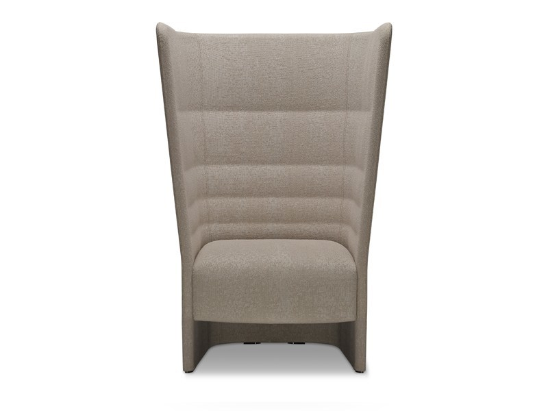 High-back guest chair CELL 128 | High-back armchair - SitLand
