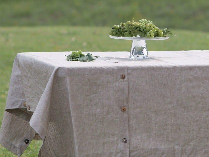 Linen Tablecloth CERATO - LA FABBRICA DEL LINO by Bergianti & Pagliani