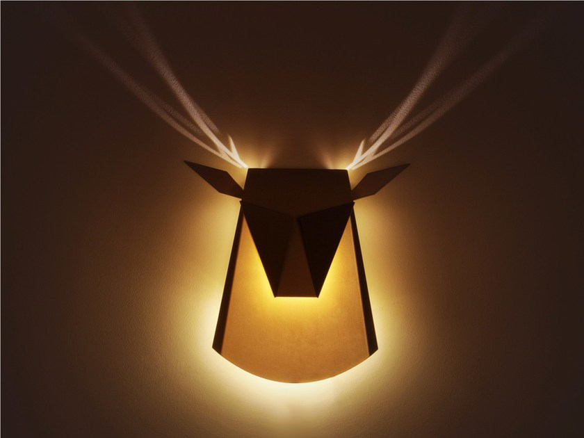 Applique Murale Bois De Cerf : Deer Antler Wall Lights