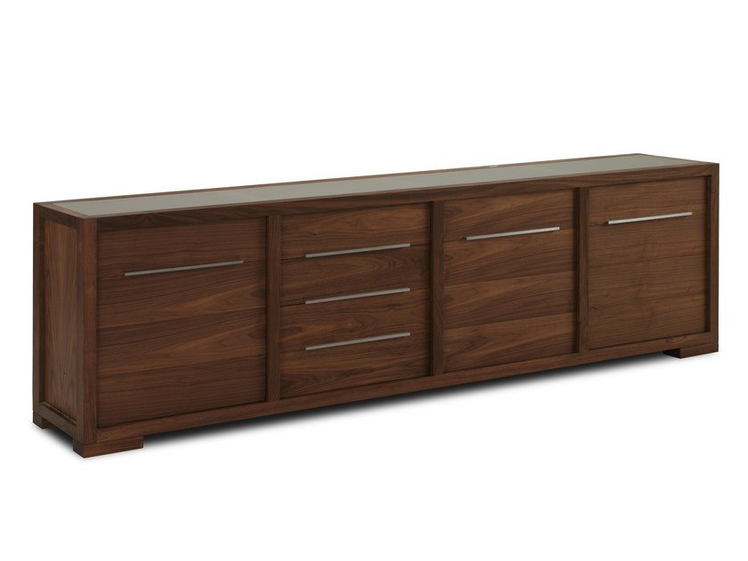 Sideboard with doors and drawers CERFOGLIO | Sideboard - Riva 1920