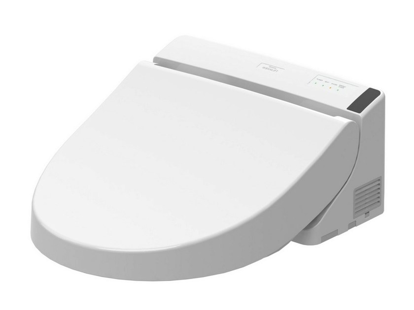 Electronic plastic toilet seat CF | Electronic toilet seat by TOTO