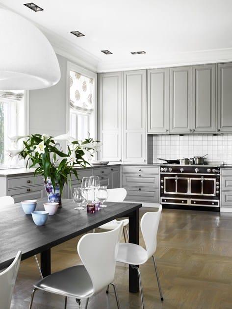 cucina a libera installazione in acciaio inox ch teau 150. Black Bedroom Furniture Sets. Home Design Ideas
