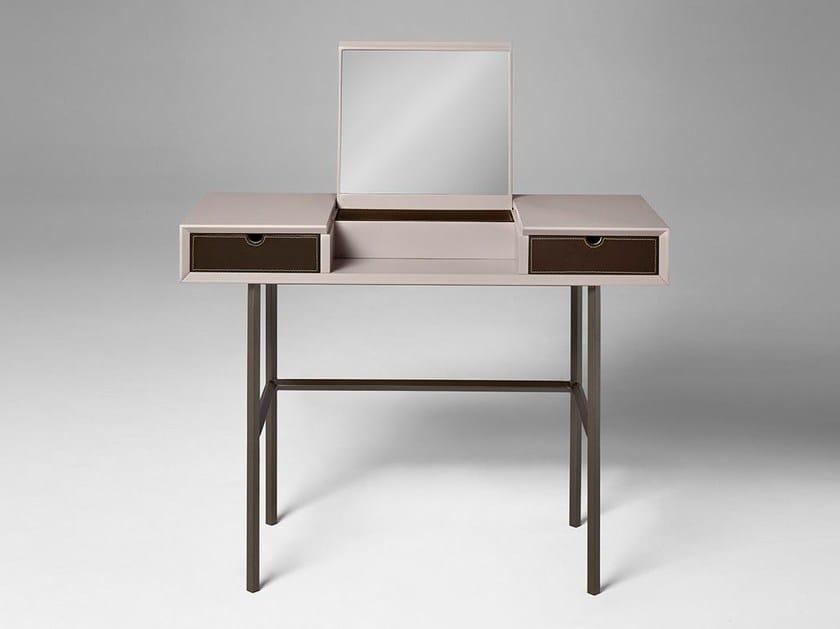 Wooden dressing table CHAPEAU | Dressing table - ALIVAR
