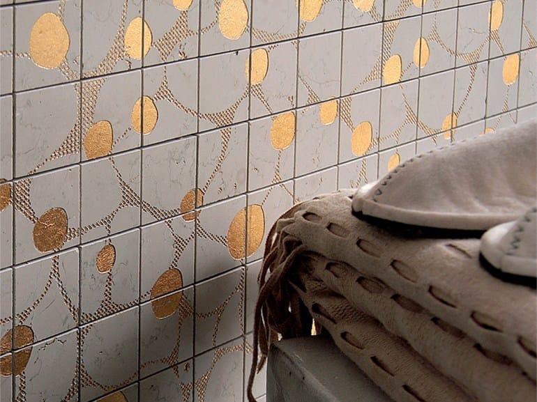 Marble mosaic CHARME - ATOLLO - Lithos Mosaico Italia - Lithos