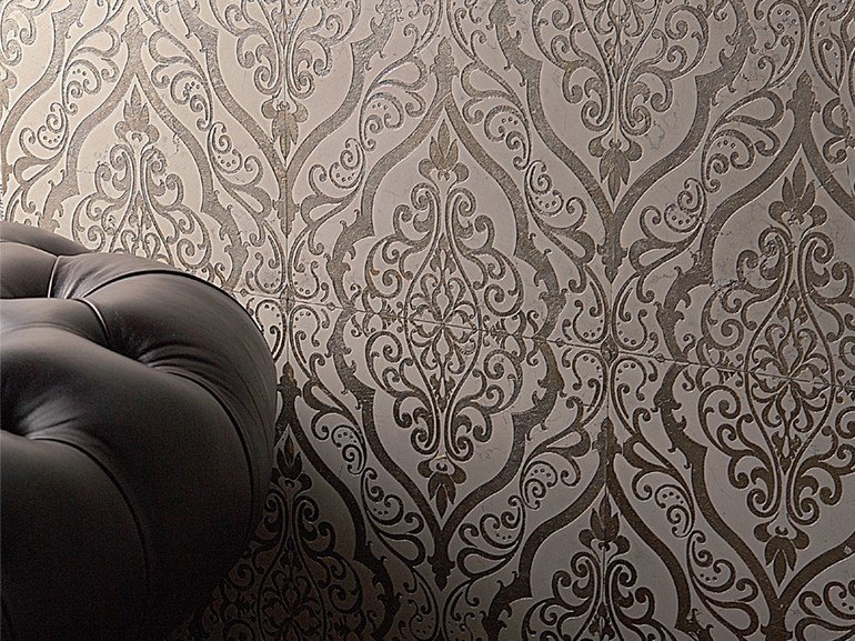 Marble wall tiles CHARME - NADIRA by Lithos Mosaico Italia