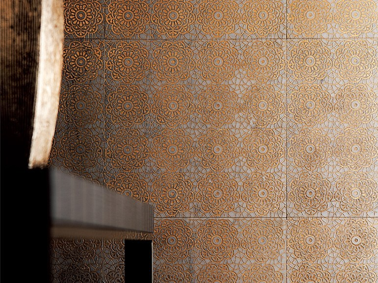 Marble wall tiles CHARME - PASSION by Lithos Mosaico Italia