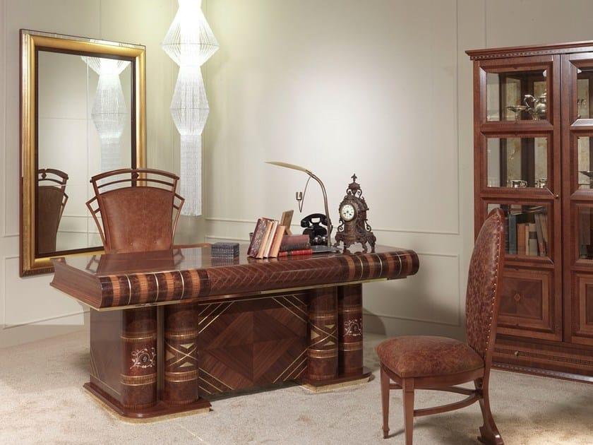 Scrivania in legno CHARME | Scrivania by Carpanelli Classic