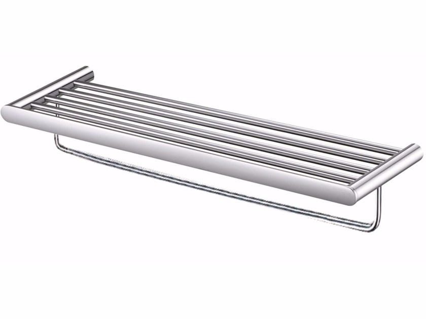 Chromed brass towel rack CHARMING | Chromed brass towel rack - JUSTIME
