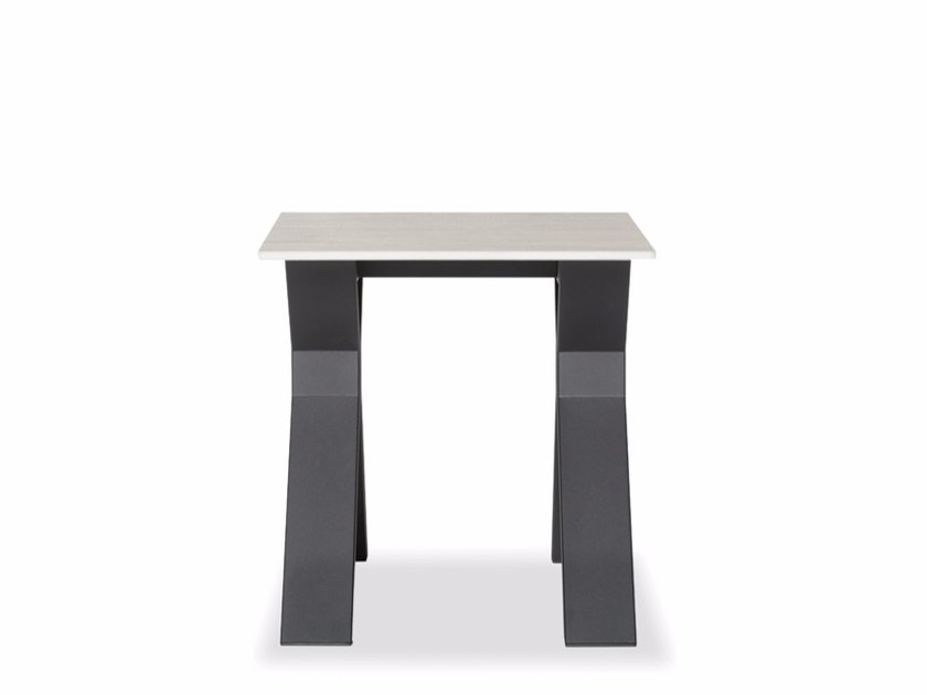 Square coffee table CHATEAU | Coffee table - Joli
