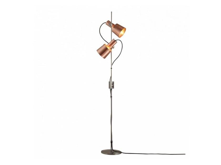 Adjustable floor lamp with dimmer CHESTER | Floor lamp - Original BTC