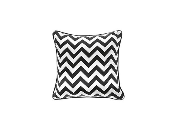 Square silk cushion CHEVRON   Cushion - Gianfranco Ferré Home