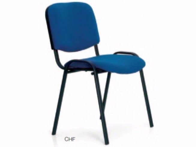 Plastic reception chair CHF by Castellani.it