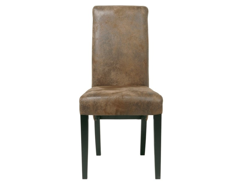 Upholstered fabric chair CHIARA VINTAGE | Chair - KARE-DESIGN
