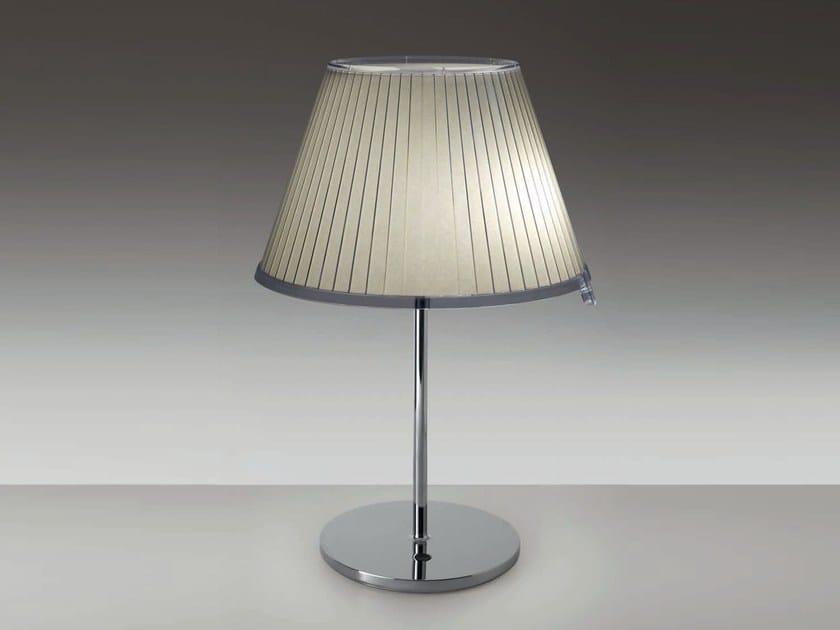 Direct light parchment paper desk lamp CHOOSE | Parchment paper desk lamp by Artemide