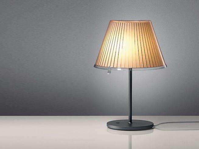 Direct light parchment paper desk lamp CHOOSE | Parchment paper desk lamp - Artemide