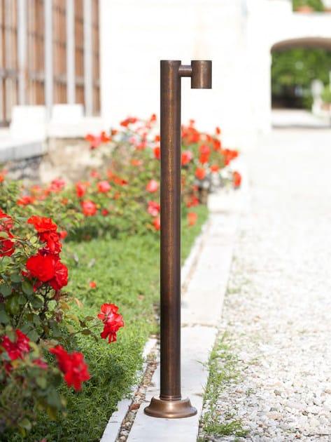 LED Garden bollard light CHRYSLER 72 | Bollard light - Aldo Bernardi
