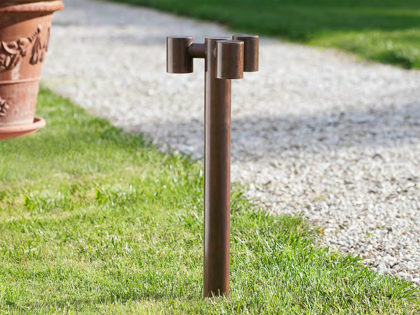LED Garden bollard light CHRYSLER 72 | LED bollard light - Aldo Bernardi