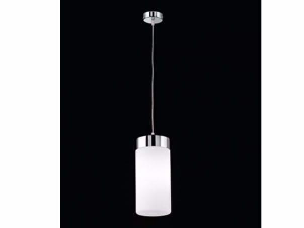 Glass pendant lamp CILINDRO | Pendant lamp - Ailati Lights